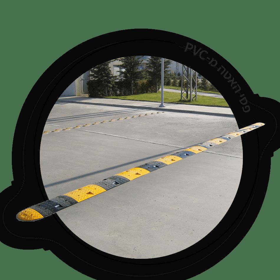 פסי האטה מ-PVC אווירה