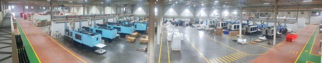 ביקור במפעל EVELUX